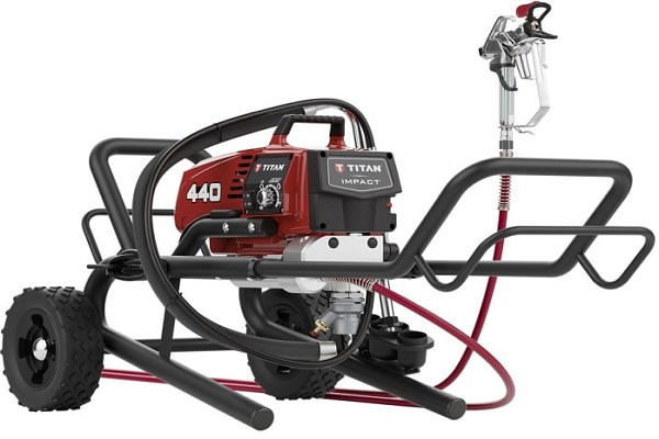 Fine Finish Sprayers and Their Types