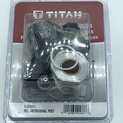 Titan 0532911 Fluid Section Repacking Kit