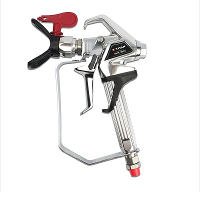 RX-80 Airless Spray Gun, SC-6+ tip (2 Finger Trigger)