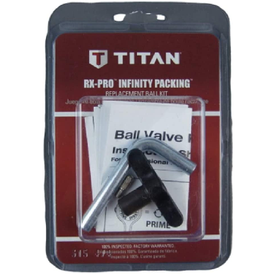 Titan 0538221 Ball Valve Kit