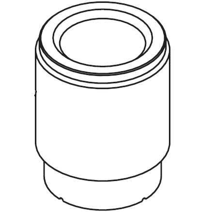 Titan 0552157 Cylinder Adapter