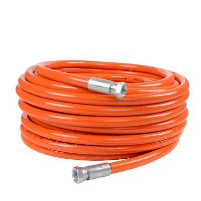 4500 PSI Whip Hose 3\' X 1/4""