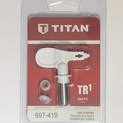 Titan 697-419 Striping tip 419