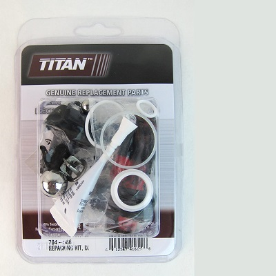 Titan 704-586 Repacking or Repair Kit