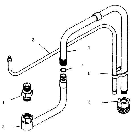 Epic 1200HPG 5 Gal (55 Gal) Swivel Syphon Hose (Low Rider Pump)
