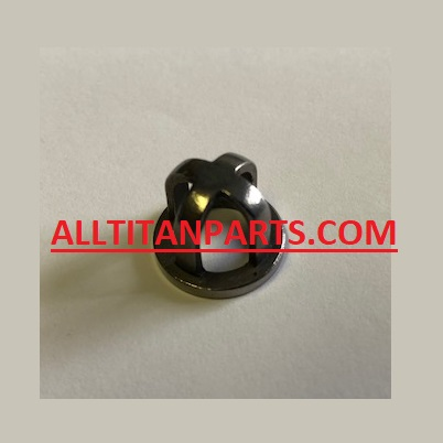 Outlet valve cage