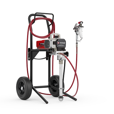 Impact 410 High Rider Electric Airless