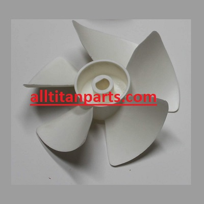 Fan, motor, 3.3 dia 5 blade cw *same as 806-308*