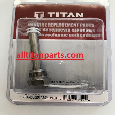 Tranducer assy, packaged *replaced 704-492*