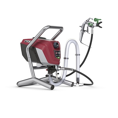 ControlMax 1700 Rider Electric Airless Disinfectant Sprayer Machine