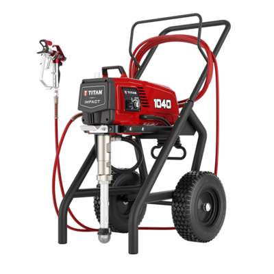 Titan 0552600 High Rider Paint Sprayer