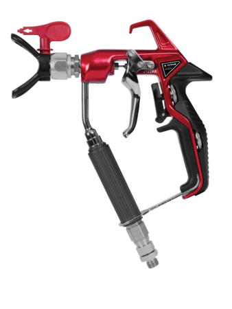 RX-APEX, Non-Filtered Airless Gun with TR1 Tip