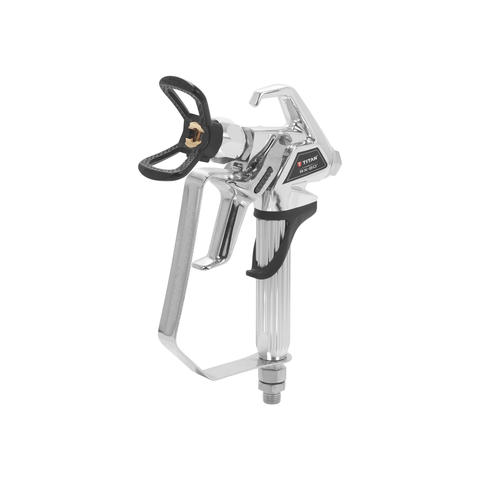 Titan RX-80 Aluminum 2 Finger Spray Gun (No Tip) - 0538014