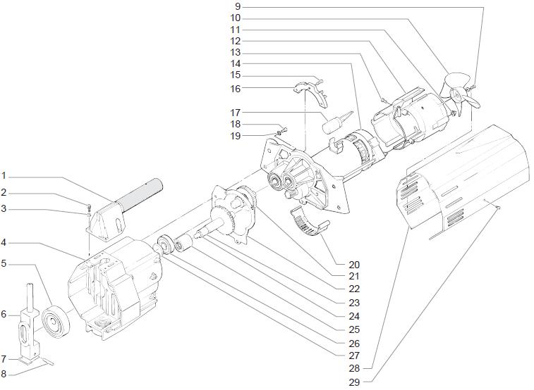 12 volt dual piston compressor