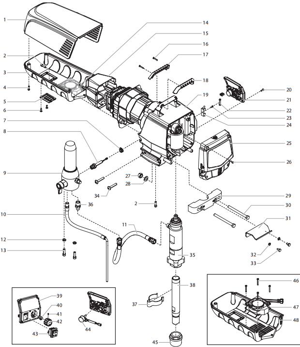 Titan Air Compressor Parts Diagram   Wiring Diagram