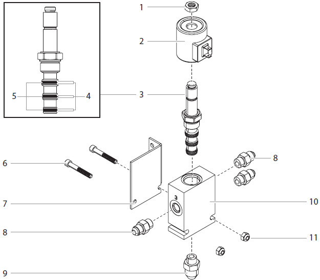 PowrBeast Solenoid Assembly