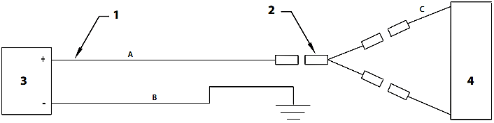 PowrLiner 4955 Connection Diagram