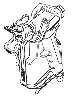 RX-Pro Airless Spray Gun : Titan, Speedflo, Wagner